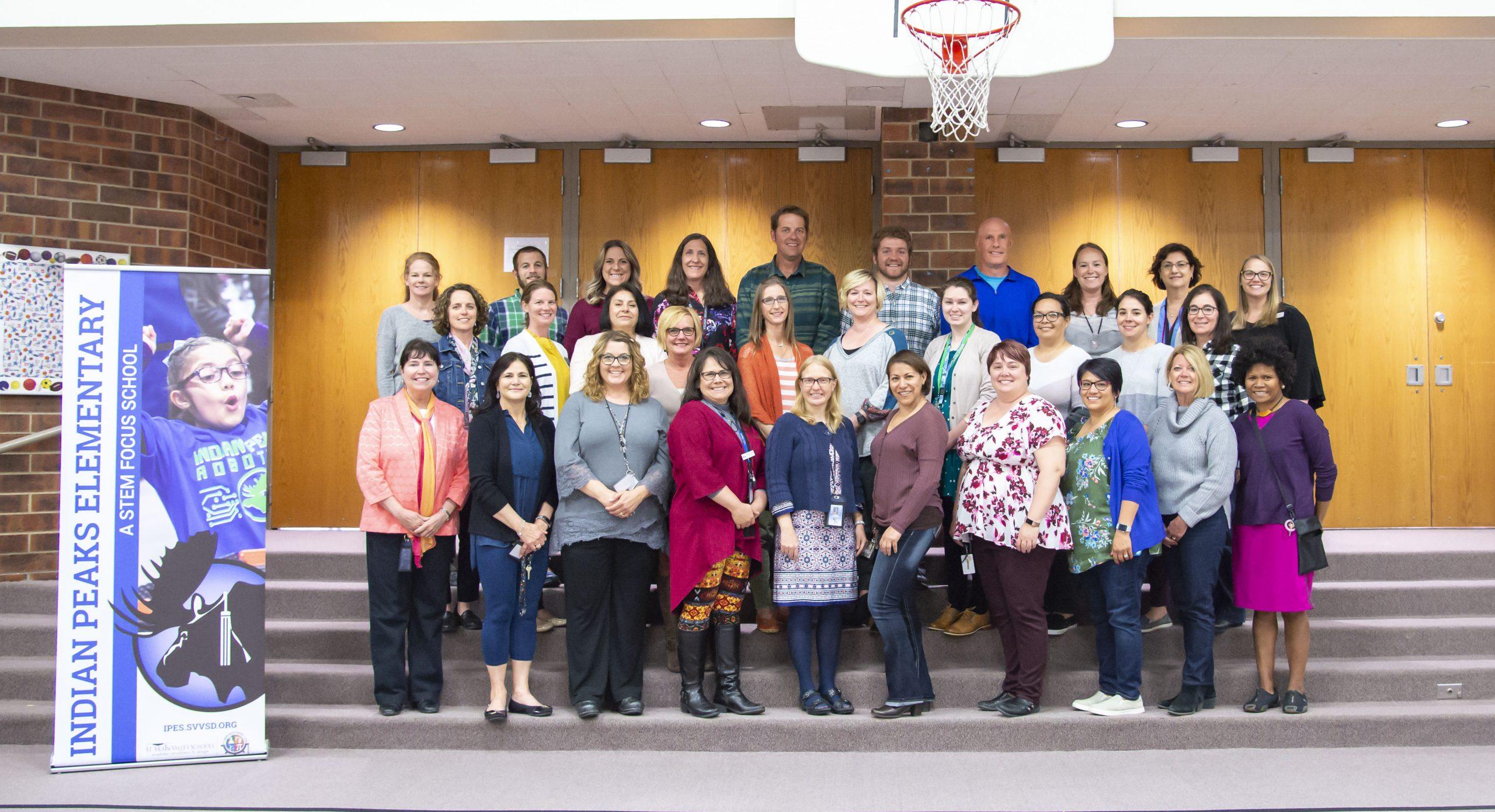 Indian Peaks Elementary School Staff
